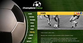 Championscamp Fotbal