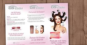 GS Eladen - leták